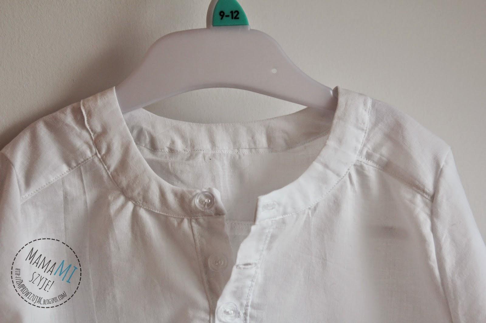 koszula dla malucha