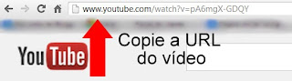 URL do vídeo