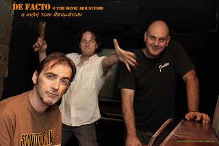 Οι De Facto στο music-dreams.gr