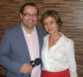 Antonio Carlos Gomes e Zezé Polessa