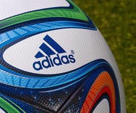 pelota Mundial Brasil 2014 Brazuca detalles adidas