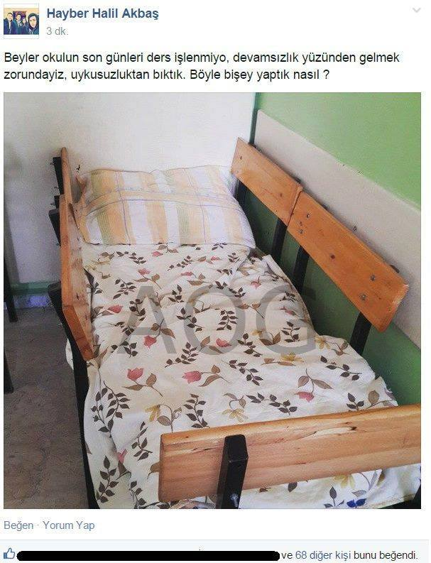Sıradan Bir Yatak