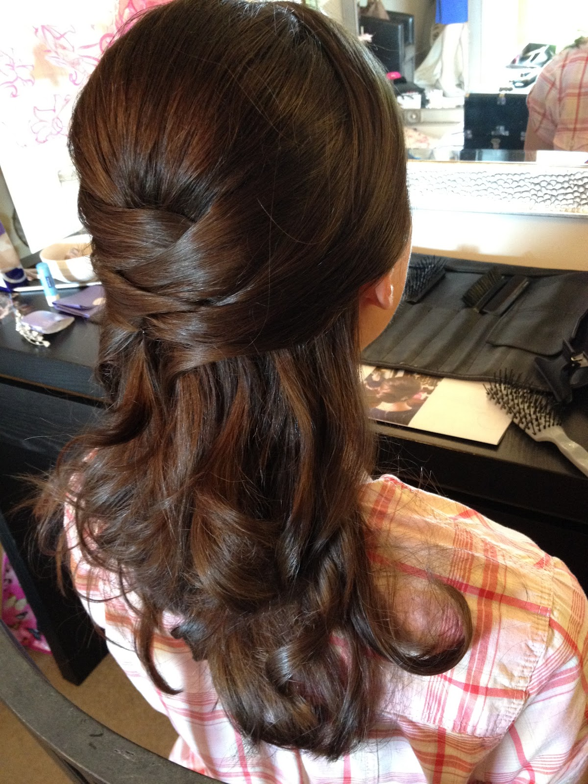 Hairstyles For Long Hair Sweet 16 : ... - Sweet 16 Hairstyles With Tiara Long Tail Keywords KeywordsKing