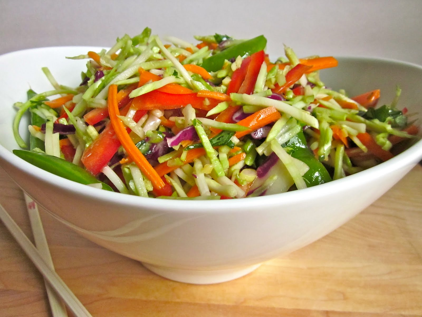 Much Kneaded: Crunchy Asian Salad