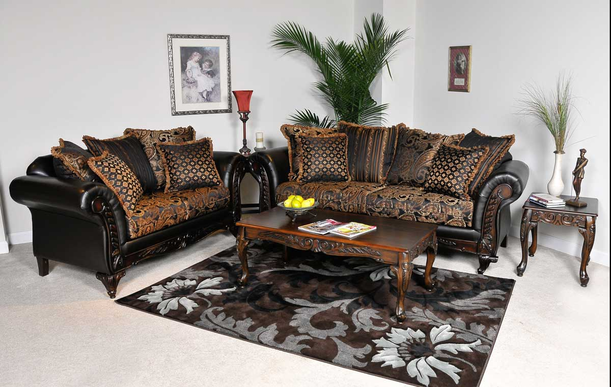 Simplicity is the keynote of all true elegance royal for Sofa set with settee