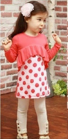 RM36 - Set 2pcs Blouse + Legging