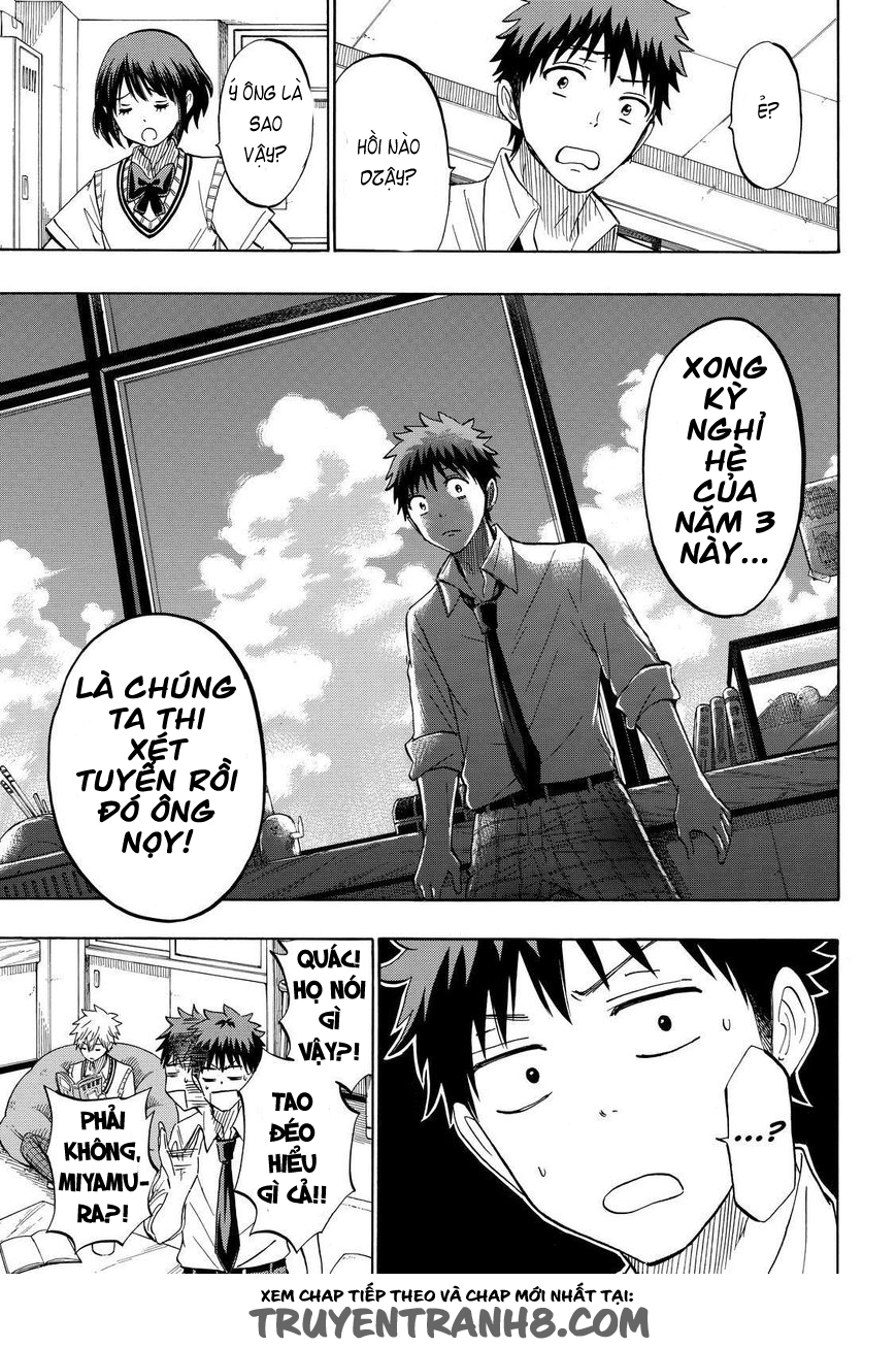 Yamada kun to 7 nin no Majo Chap 226 - Trang 4