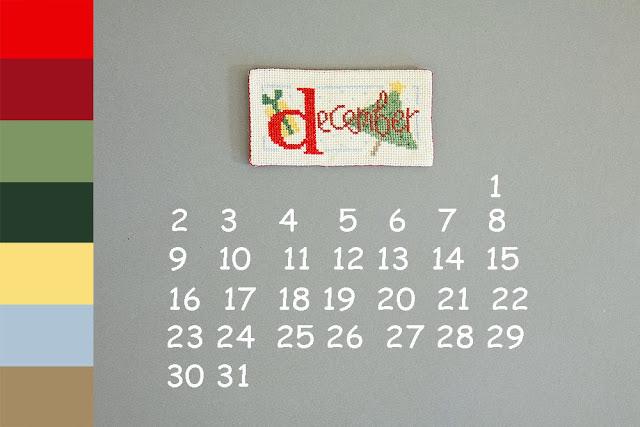 Календарь - Декабрь