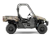 2013 Yamaha Rhino 700 FI Auto 4x4 Camo AP HD ATV pictures - 4