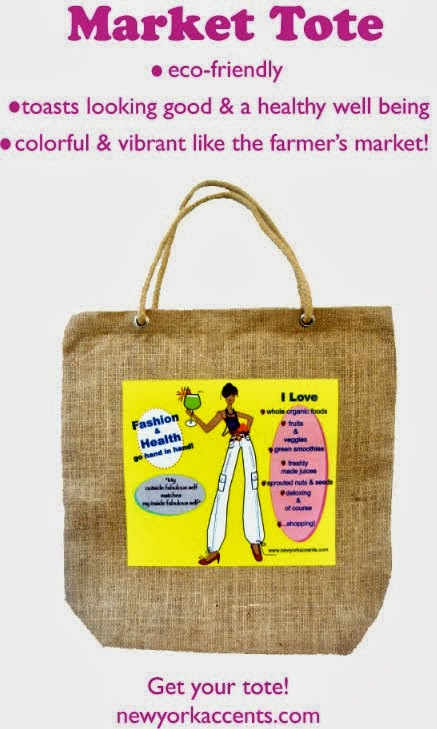 Eco-Friendly Market Tote
