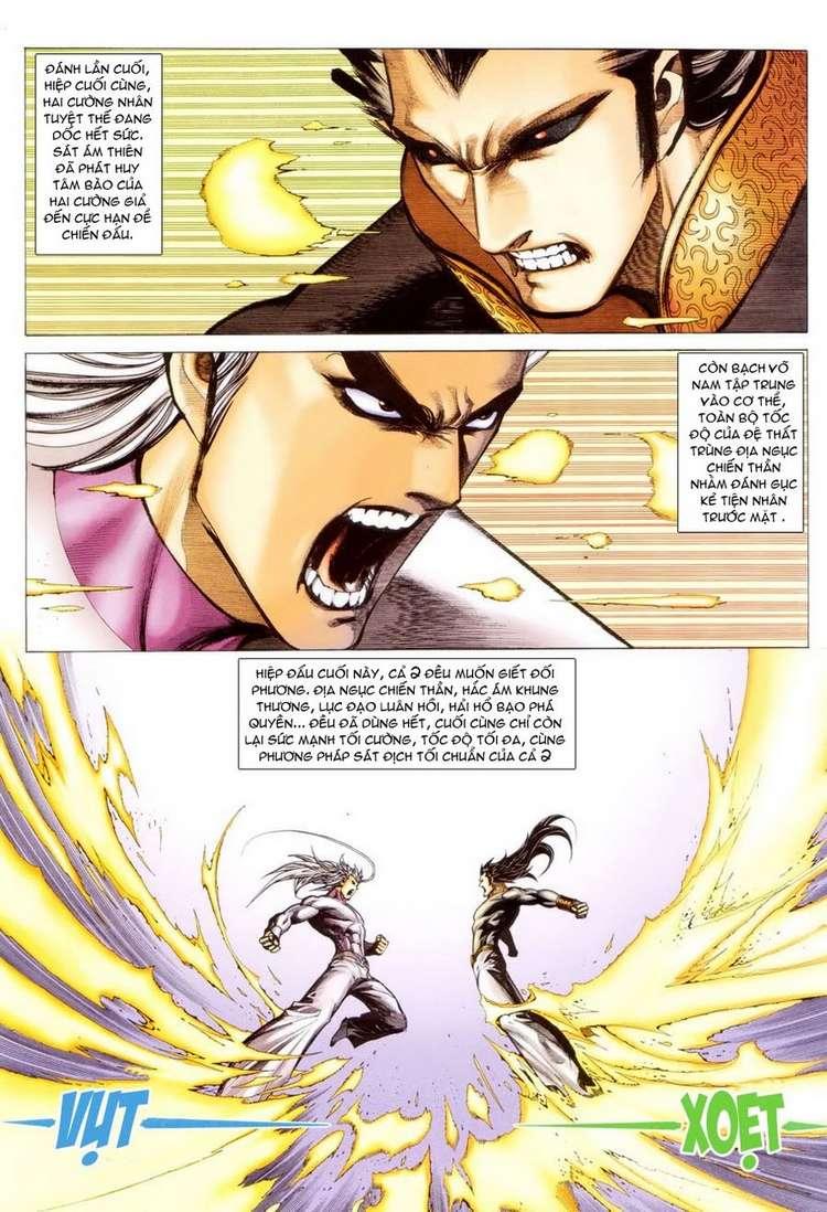Võ Thần chap 300 - Trang 18