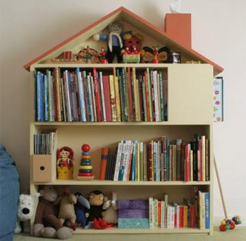 Rak Buku Model Minimalis Untuk Anak