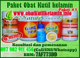 Obat Herbal Kutil Dikelamin