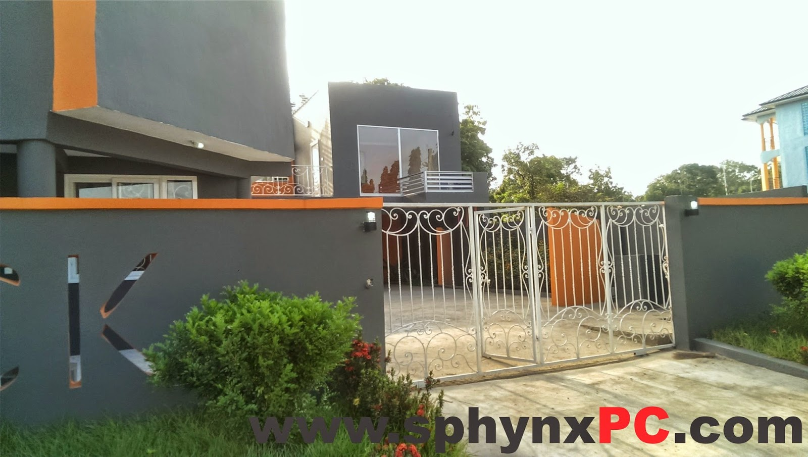 Sphynx house for sale east legon accra ghana for Modern houses in ghana