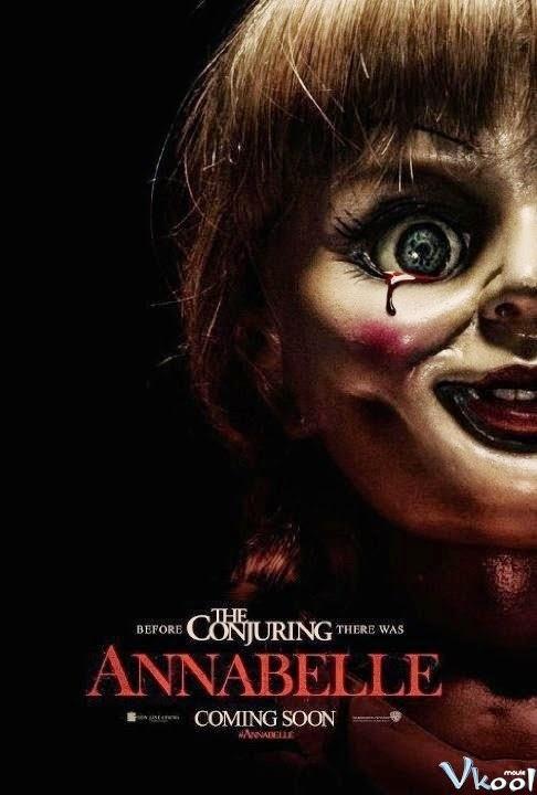 Xem phim Annabelle - Búp Bê Quỷ Ám