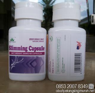 Obat Pelangsing Tanpa Diare - Diet Sehat Alami
