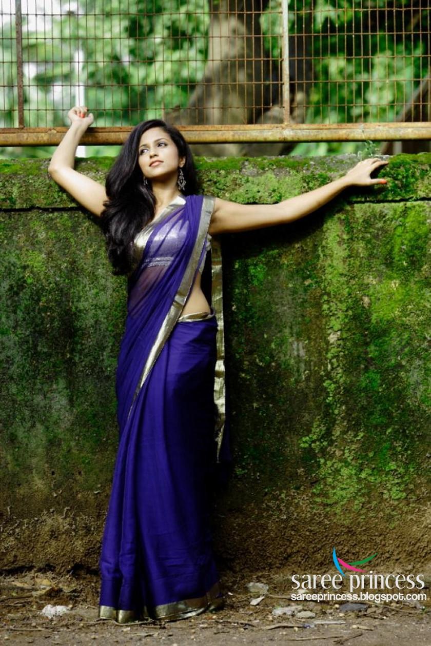 silet gosong: Indian actress Aasheeka hot backless saree ...