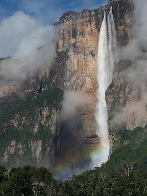 salto angel venezuela