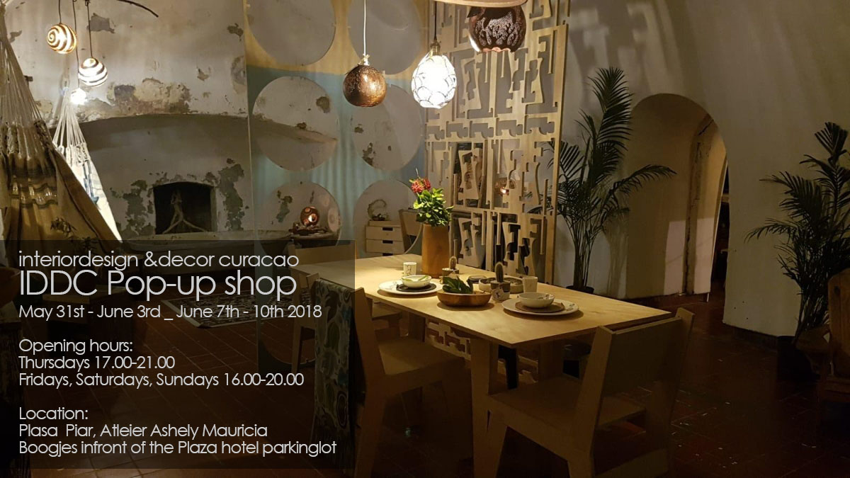 IDDC Pop-Up Shop