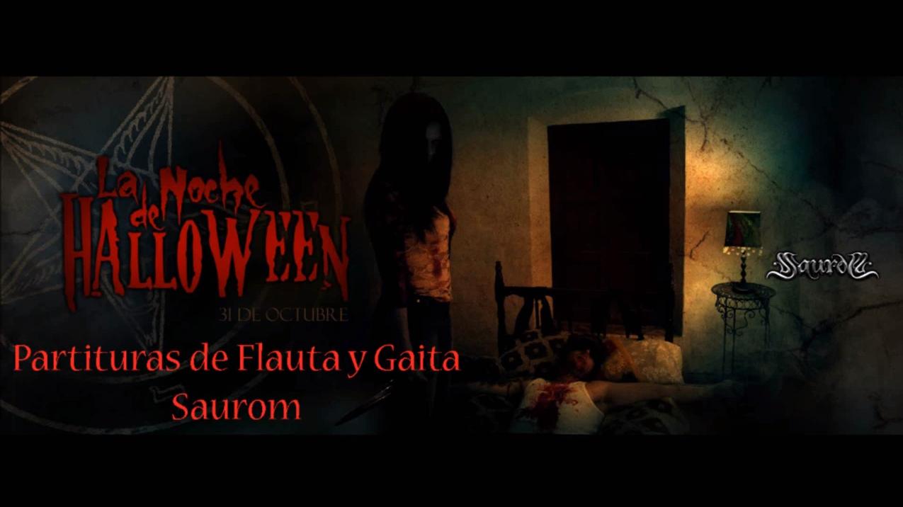 La Noche de Halloween Cortometraje de Saurom