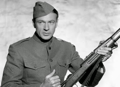 Sargento York. Gary Cooper
