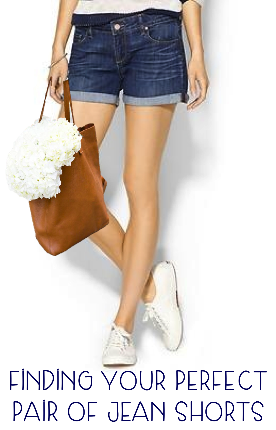 Prep In Your Step: Finding the Perfect Pair of Jean Shorts