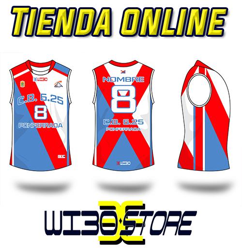 Tienda C.B. 6.25