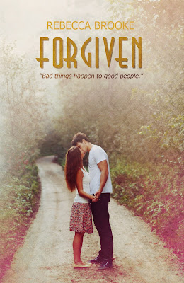 Forgiven by Rebecca Brooke Cover Reveal