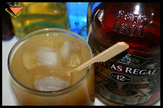 Bebidas con whisky Chivas Regal