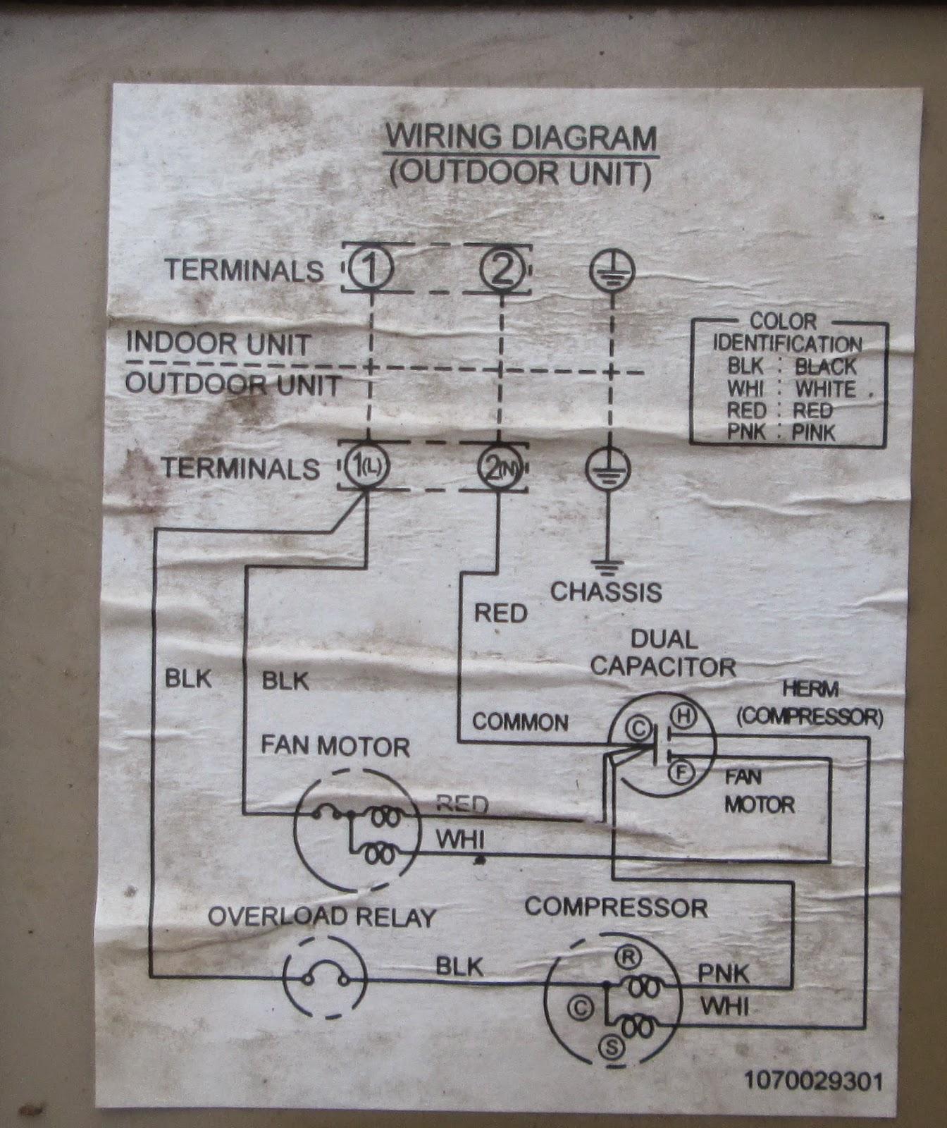 Wiring diagram kelistrikan ac split jzgreentown service ac kota serang baru diagram kelistrikan ac split asfbconference2016 Gallery