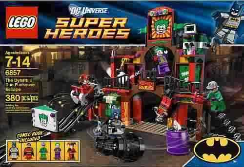 The Minifigure Collector: Lego DC Heroes Universe - Sets and Minifigures