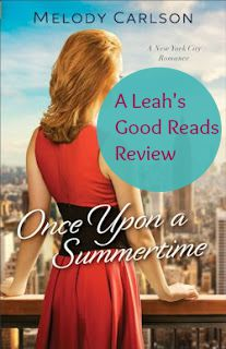 A review of Once Upon a Summertime by Melody Carlson