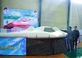 U.S. drone shot down by Iran@peterpeng210.blogspot.com