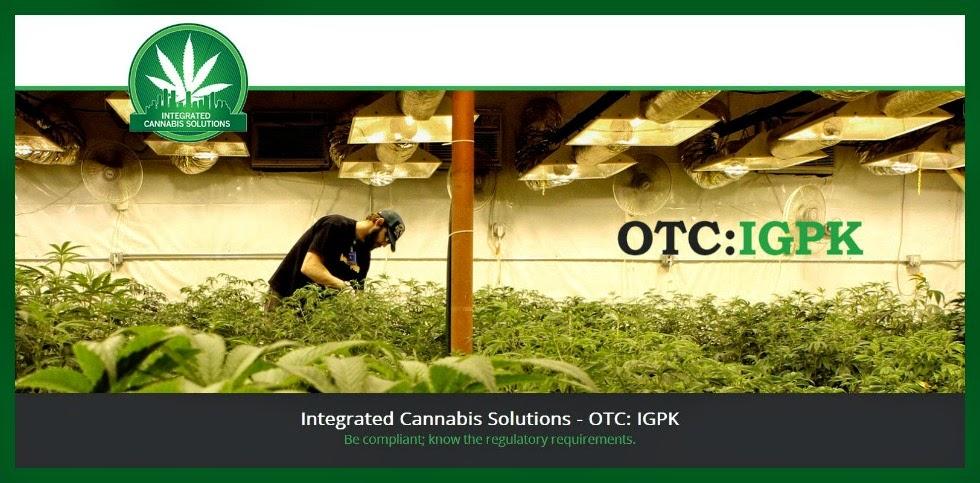 Marketing Materials from INTEGRATED CANNABI OTCMKTS:IGPK