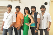 Telugu movie Boom Boom Launch event Photos-thumbnail-12