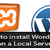 How to Install Wordpress on localhost | XAMPP