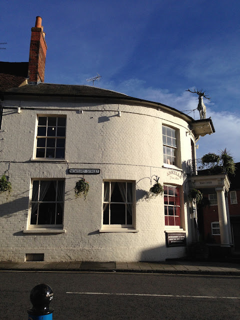 The White Hart, Whitchurch, Hampshire