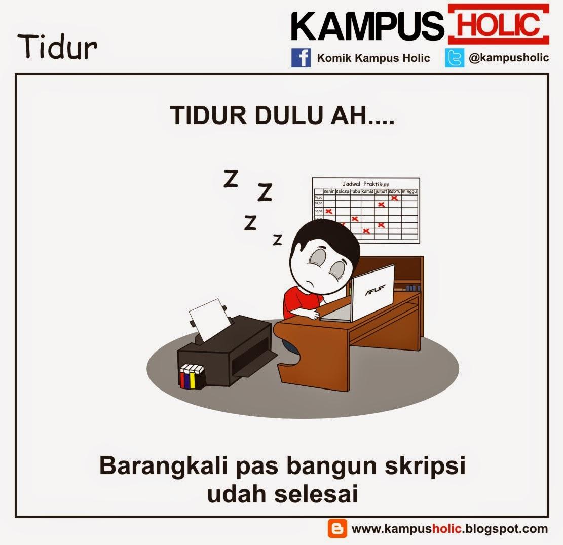 #699 Tidur