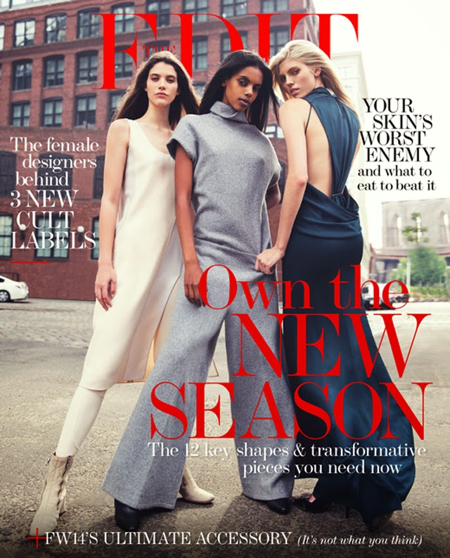 The Edit Net-a-Porter models