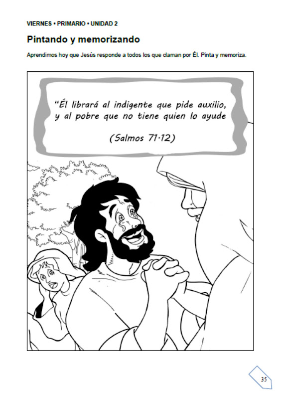 Perfecto Página Para Colorear De Ciego Bartimaeus Inspiración ...