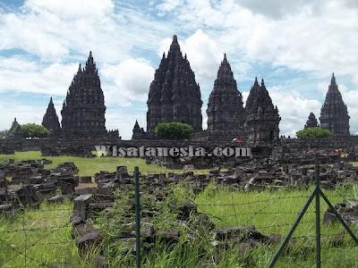 Candi Prambanan Klaten
