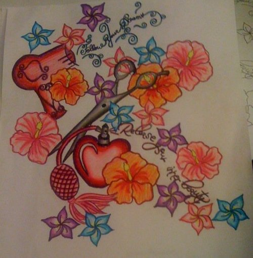 Cosmetology Tattoos