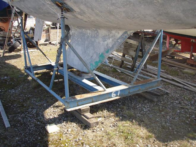 2012-11-20 Båtvagga med skjutbar kölpallning