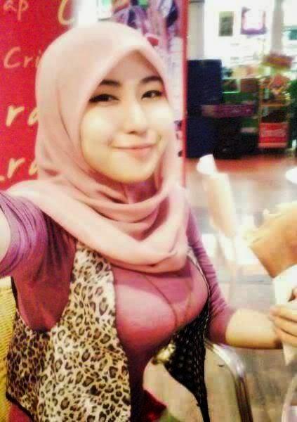 Kumpulan Foto Hot Hijab Toge