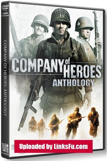Company of Heroes Anthology 2013 PC RePack R.G Mechanics