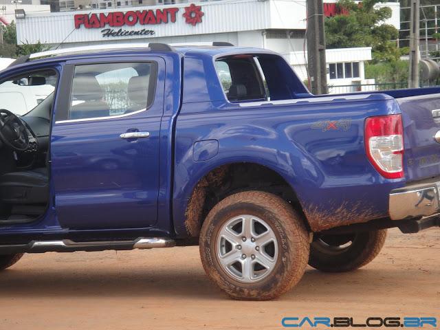 Nova Ford Ranger XLT Limited 3.2 Diesel