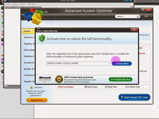 Advanced System Optimizer 3.5 free download