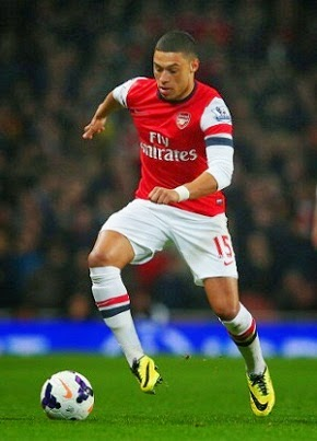 Alex Camberlain Arsenal