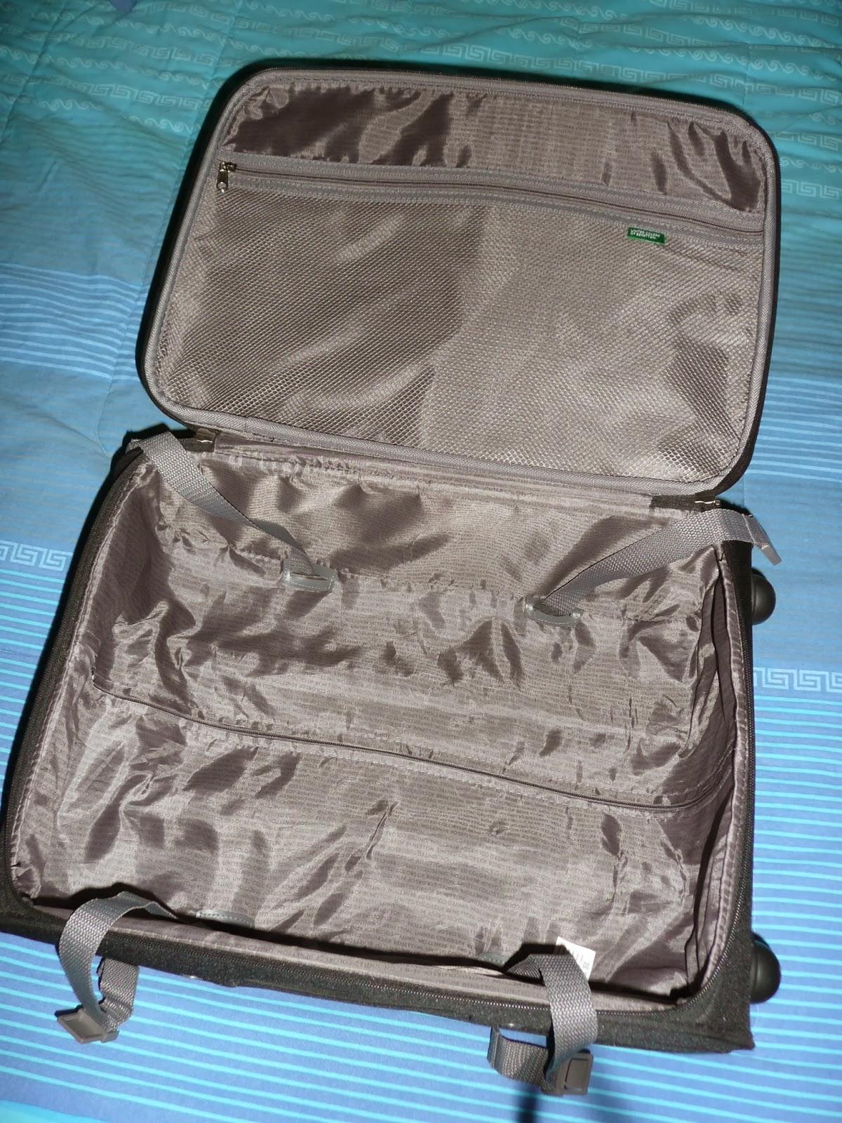 La maleta de glo tips para hacer la maleta en invierno ryanair - Medidas maleta de cabina ryanair ...