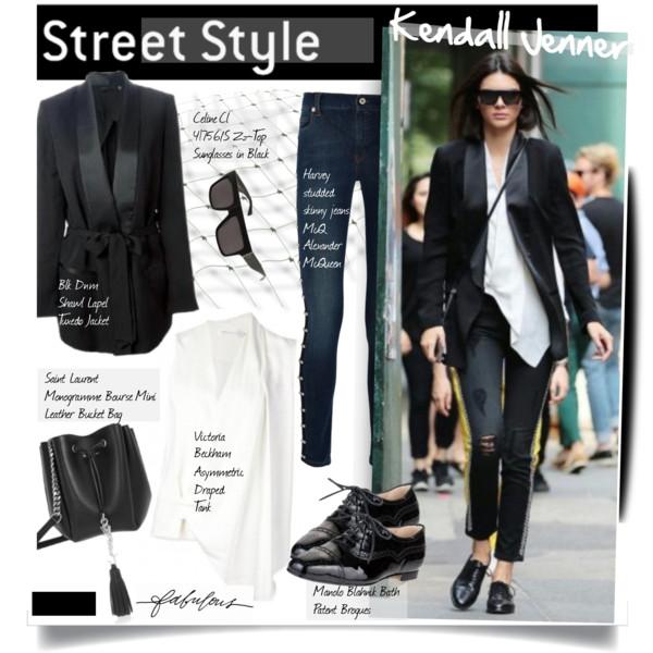 Street Style Kendall Jenner New York City August 30 2015